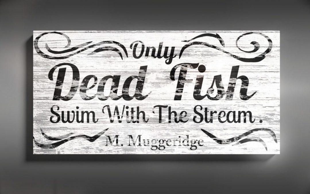 "Tablica – ""FISH"""