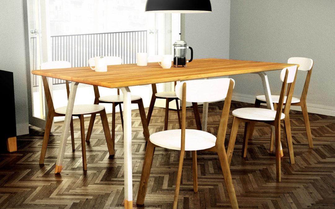 Stół do jadalni – FINT