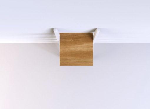 SMUKKE zajmuje niewiele miejsca i zmieści się nawet w niewielkich wnętrzach. Dzięki temu że wszystko widać jak na dłoni, łatwo znaleźć każdą rzecz na półce. Przechowywanie potrzebnych rzeczy pod ręką staje się niezwykle proste.