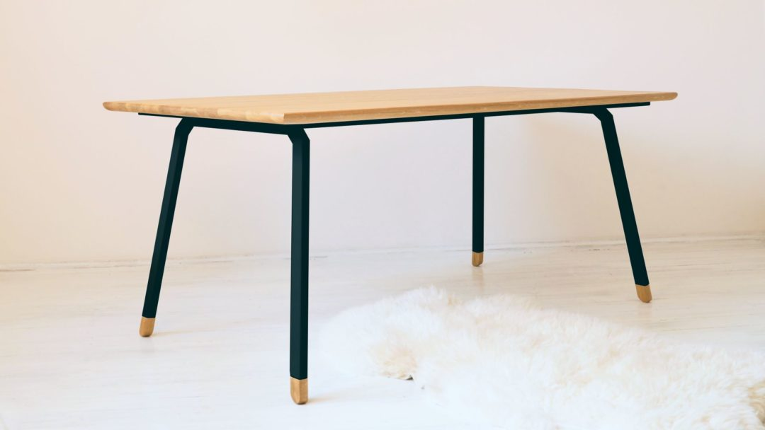 stół industrialny FINT