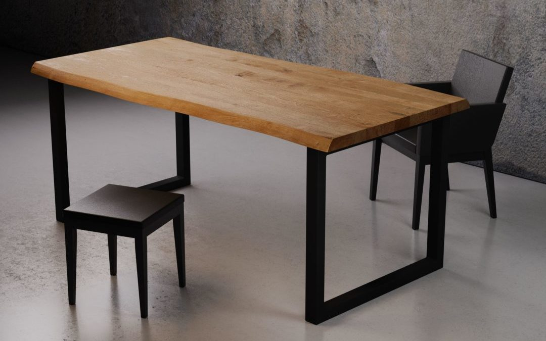 Stół do jadalni – RÅ Black