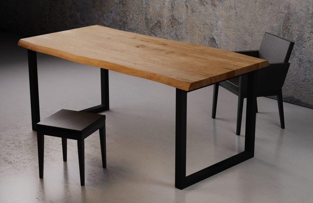 nowoczesny st do jadalni sfd meble skandynawskie. Black Bedroom Furniture Sets. Home Design Ideas