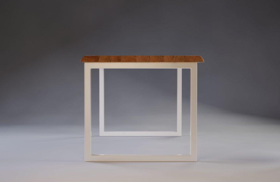 Stół z litego drewna Natur RÅ