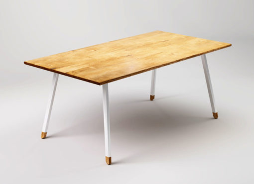 Najlepsze, nowoczesne stoły kuchenne. SFD Meble. FINT skandynawski stół do jadalni.i