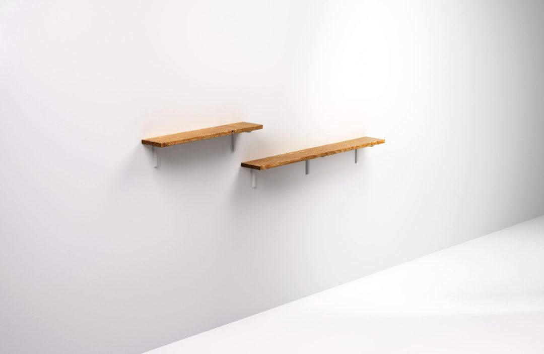 Półka wisząca BELL to niezwykle praktyczny i funkcjonalny mebel do zastosowania w każdym wnętrzu. Charakteryzuje ją prosty design i wysoka jakość wykonania.