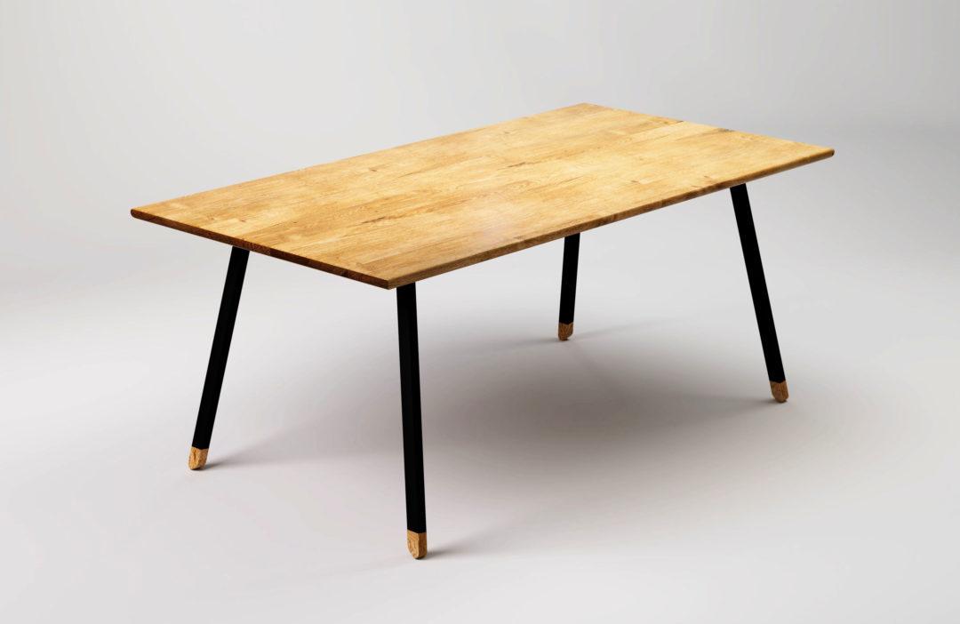 Stół FINT BLACK