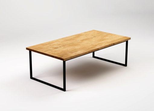 Stolik wpisuje się w nowoczesny styl industrialny z jego surowością i materiałami o szorstkiej strukturze. Jednocześnie jego proste linie i minimalistyczna forma sprawiają że pasuje większości współczesnych wnętrz. Solidne wykonanie oraz doskonały design sprawiają że stoliki do kawy BASIC TIO mogą być prawdziwą ozdobą każdego salonu.