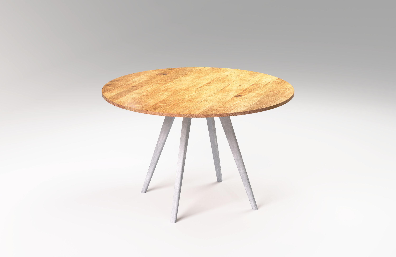 Stół okrągły MÅNE 120